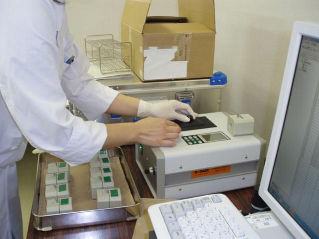 BCOP法(牛摘出角膜を用いた眼刺激性試験代替法)