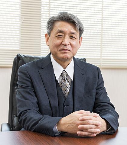 代表取締役社長 松井 豊